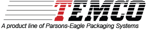 TEMCO, A product line of Parsons-Eagle Packaging Systems
